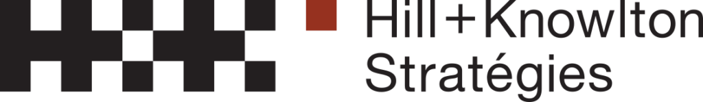 Logo de Hill+Knowlton Stratégies